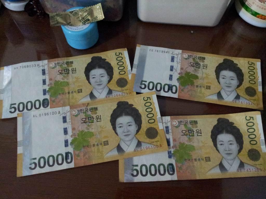 一百万韩元等于多少人民币?一百万韩元是什么概念